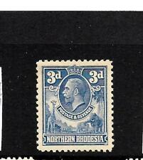 NORTHERN RHODESIA  1925-29  3d   KGV  PICTORIAL  MLH  SG 5