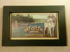 SHERRY WILLIAMS MAINE ARTIST FOLK ART FROM ORIGINAL DESIGN WOLFE BROS.OUTFITTERS