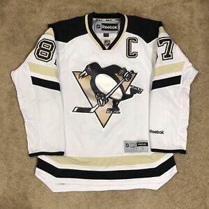 Reebok Sidney Crosby Pittsburgh Penguins 2014 Stadium Series NHL Hockey Jersey S
