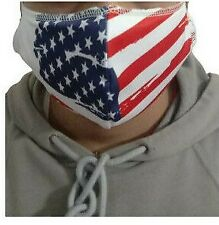 (PACK OF 20) NEW ADULT/ TEENAGERS SUBLIMATED MASK MADE OF POLYESTER FABRIC