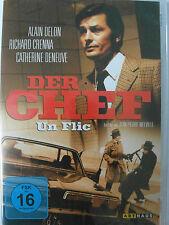 Der Chef - Un Flic - Alain Delon, Richard Crenna - Bankraub Kommissar Todesengel
