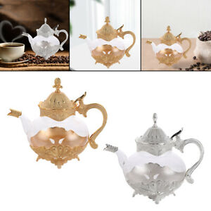 Vintage Palace Glass Teapot Home Decoration Kitchen Tableware Birthday Gifts