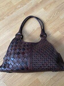 Radley Brown Dark Tan Handbag Shoulder Bag
