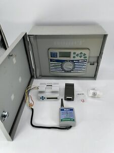 Hunter IC-600-M Irrigation Controller W/ Accessories Modules (Read Desc)