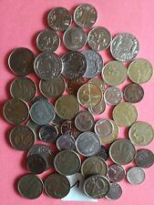 Oude Belgische munten verschillende soorten en jaren !! zie foto
