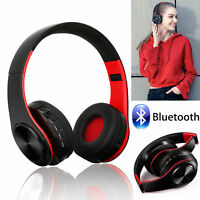 Auriculares inalámbricos Bluetooth estéreo plegables Super Bass Wireless Headset
