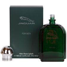 Jaguar Green After Shave Splash 100ml für Herren / FOR MEN