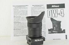 Nikon Lupensucher DW-4 mit Dioptrienausgleich von +3 bis -5