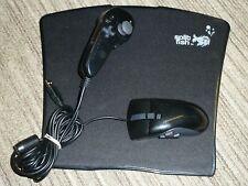 PLAYSTATION 3 PS3 SPLITFISH FRAG FX v2 CONTROLLER MOUSE FPS Game Control USB Mat