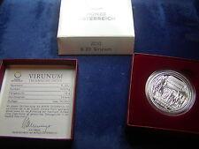 20  Euro Virunum 2010  Österreich PP W/17/500