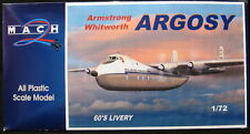 Mach 2 Models 1/72 ARMSTRONG WHITWORTH ARGOSY 1960s R.A.F. Livery