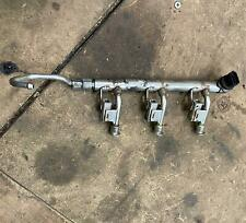 FORD FIESTA MARK7, 1.0 PET, 2012 13 14 15 16 17-2018,  FUEL  RAIL, DM5G9H487AA.