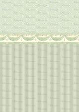 *WSF 260* - Puppenstubentapete - Tapete für Puppenhaus