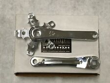 Snap BMX Products Series I 110mm 5 bolt Mini Cranks - 165mm Polished