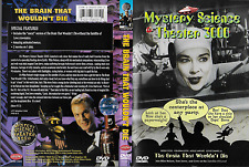 MST3K Mystery Science Theater 3000 The Brain That Wouldn't Die DVD, 2000 Joel