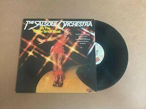 The Salsoul Orchestra Up The Yellow Brick Road Record lp original vinyl album