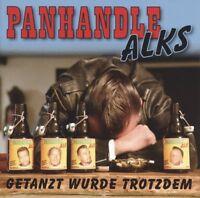 PANHANDLE ALKS - GETANZT WURDE TROTZDEM LP VINYL +CD ROCKABILLY NEU