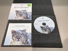 Apple Mac OS X Snow Leopard  10.6.3 DVD VOLL Version Deutsch