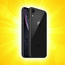 Apple iPhone XR - 64GB Schwarz Black   (Ohne Simlock)   IOS ohne Vertrag