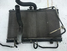 MITSUBISHI LANCER EVO 7 8 9 gta ct9w auto water rad radiator cooler