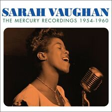 Sarah vaughan - 3 CD set the Mercury recordings 1954-60 (remastered/DIGIPACK)