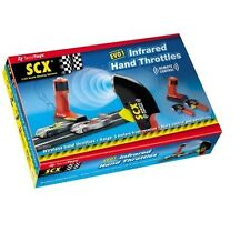 SCX Slot Car Wireless EVO1 Infrared Hand Throttles Controller w/ Tower SCX88300