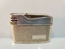 Vintage Polly-Gaz POTTY Gas Cigarette Silver Tone Lighter / Sparks  1495.34