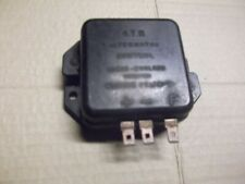 Voltage regulator Lucas 37423 fits many cars.   10,000's Citroen parts in stock