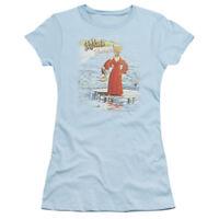 Authentic Genesis Foxtrot Album Cover Phil Collins Peter Gabriel Ladies T-shirt
