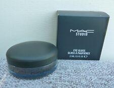 MAC Studio Eye Gloss, #Noticeably Noir, 15ml/0.5oz, Brand New in Box!