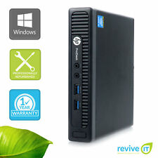 Custom Build HP EliteDesk 800 G1 Desktop Mini i5-4570T 2.9GHz Desktop ComputerPC