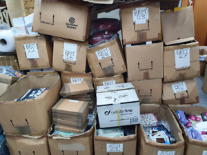 BOX OF 15 Mixed Brand New Resale Items Joblot Wholesale Clearance Stock Sale