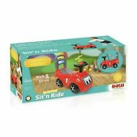 New Kids Dolu My First Ride On Toy Kids Cars Girls Boys Push Along Toddler_ FZ
