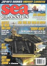 Sea Classics Mar.10 China Navy Japan Carriers D-Day Normandy Stonewall Jackson