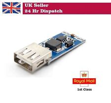 9V/12V/24V to 5VDC-DC Step-down Car Charger USB 3A Output Buck Regulator Module