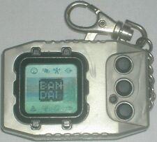 Bandai Digimon Digivice Pendulum Silver Black Buttons 1998