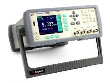 Professional DC Resistance Meter High Precision Ohm Tester 3.5'' LCD 1μΩ ~ 20MΩ