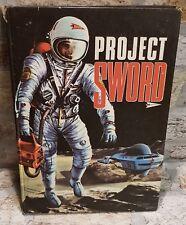 Project Sword 1968 British Annual Comic Space Astronomy Sci-fi VERY RARE TBLO