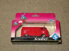 Solido 60's VW Combi Pompier #4535 1:64 MIB