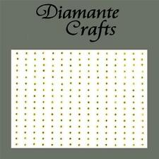 Gold Craft Rhinestones