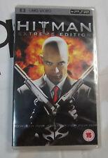 Hitman NEW Sony PSP UMD Video Movie
