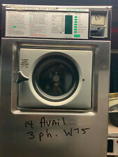 Wascomat 20lb washer W75 Stainless Steel Emerald Serie Laundromat (Refurbished)