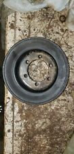 Mopar Dodge 383 400 440 Four Groove Engine Crank Pulley Amazing Charger 78 400