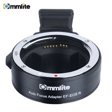 Commlite CM-EF-EOS R Lens Adapter for Canon EF/EF-S Lens to EOSR RF-Mount