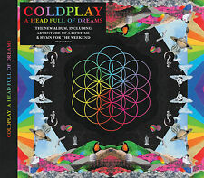 Coldplay - A Head Full of Dreams - New CD Album
