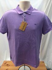 Mens RALPH LAUREN Lilac Polo Shirt Size Large L FORHIM A6
