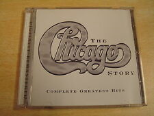 2-CD / THE CHICAGO STORY - COMPLETE GREATEST HITS