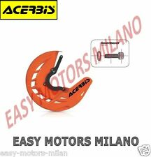 ACERBIS COPERCHIO COVER DISCO FRENO ANTERIORE ARANCIONE X-BRAKE KTM DUKE 125 200