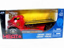Jada Heat 1947 FORD COE FIRE RESCUE W/Box 1/24 Diecast