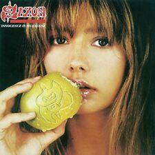 Saxon - Innocence Is No Excuse [CD]